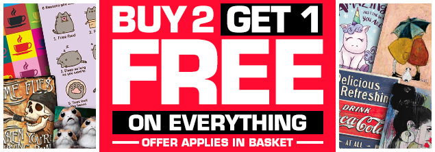 Buy 2 Get 1 Free On Everything