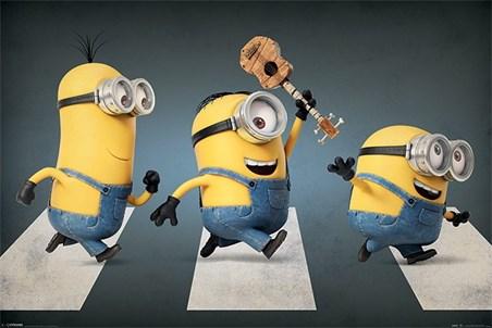 d3f49b3699 Minions Abbey Road - Stuart