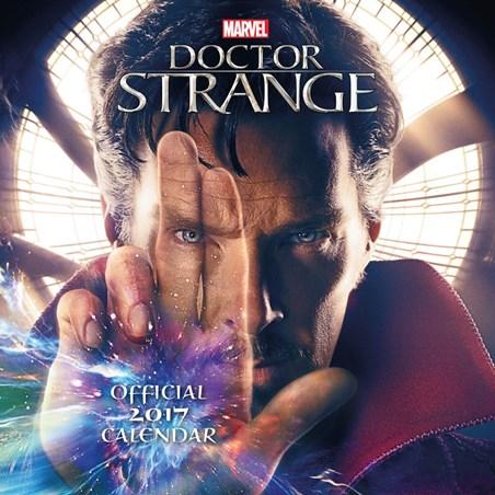 A Mind Bending Universe Doctor Strange Square Calendar Popartuk