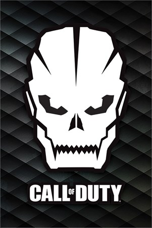 Call of Duty Black Ops 3 Maxi Poster 61cm x 91.5cm new and sealed Skull