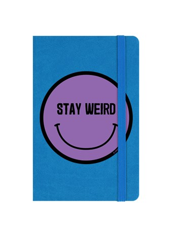 Normal Is Overrated Stay Weird Notebook Buy Online