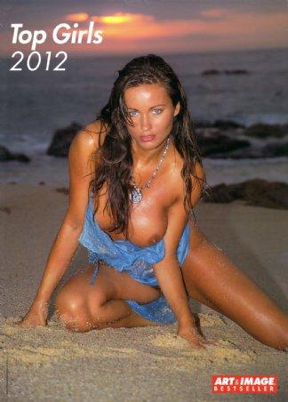 Naked beach babes Bare Naked Babes Top Girls A3 Wall Calendar Popartuk
