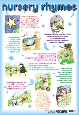 Nursery Rhymes Traditional Nursey For Children