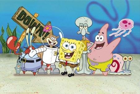 lgfp1764+spongbob-patrick-sandy-and-squidward-spongebob-squarepants-poster.jpg