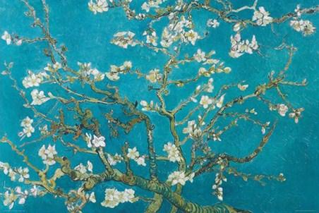 Almond Blossom (1890), Vincent Van Gogh Poster - Buy Online