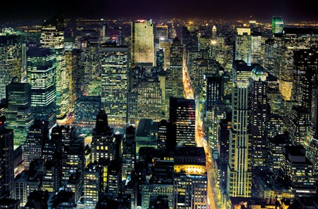 View from the Empire State Building New York City Wall Mural Buy